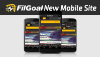FilGoal New Mobile Site